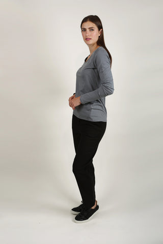 Building Block Long Sleeve Top