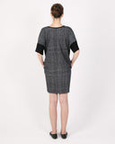 Gridlines Dress