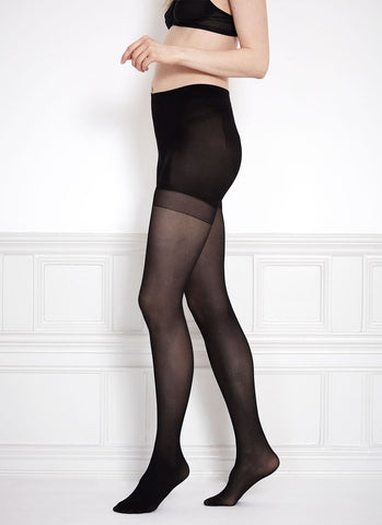 Anna Control Top Stockings