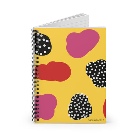 Shelbi Nicole Lellow Notebook