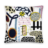 Lil' Whimsy Premium Pillow by Shelbi Nicole