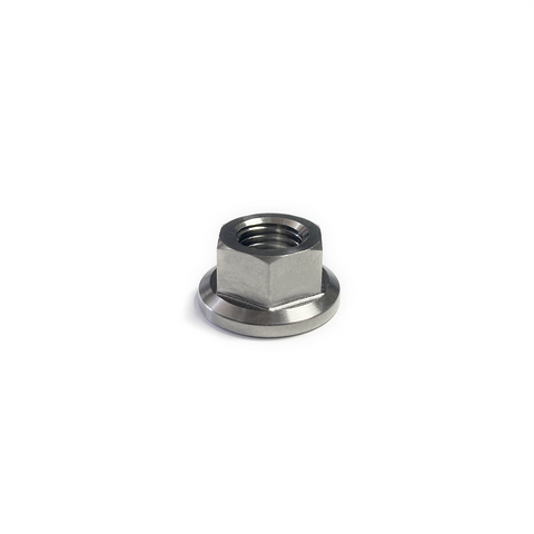 Flanged 6 Point Hex Nut