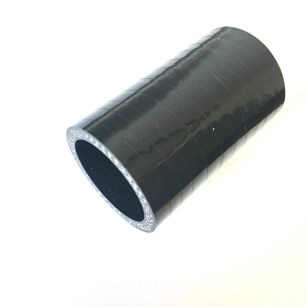 "1.5"" High Temp 4-Ply Reinforced Straight Silicone Coupler"