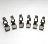 "1.88"" Pie Cut 7.5° 1mm/.039"" 1D Tight Radius - 6 pack (90° Total)"