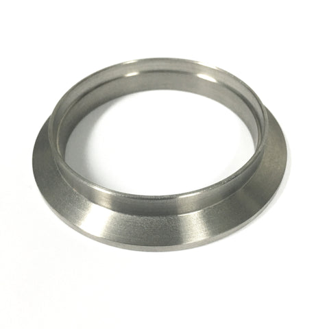 "2.5"" Titanium V-Band Flange (Female)"