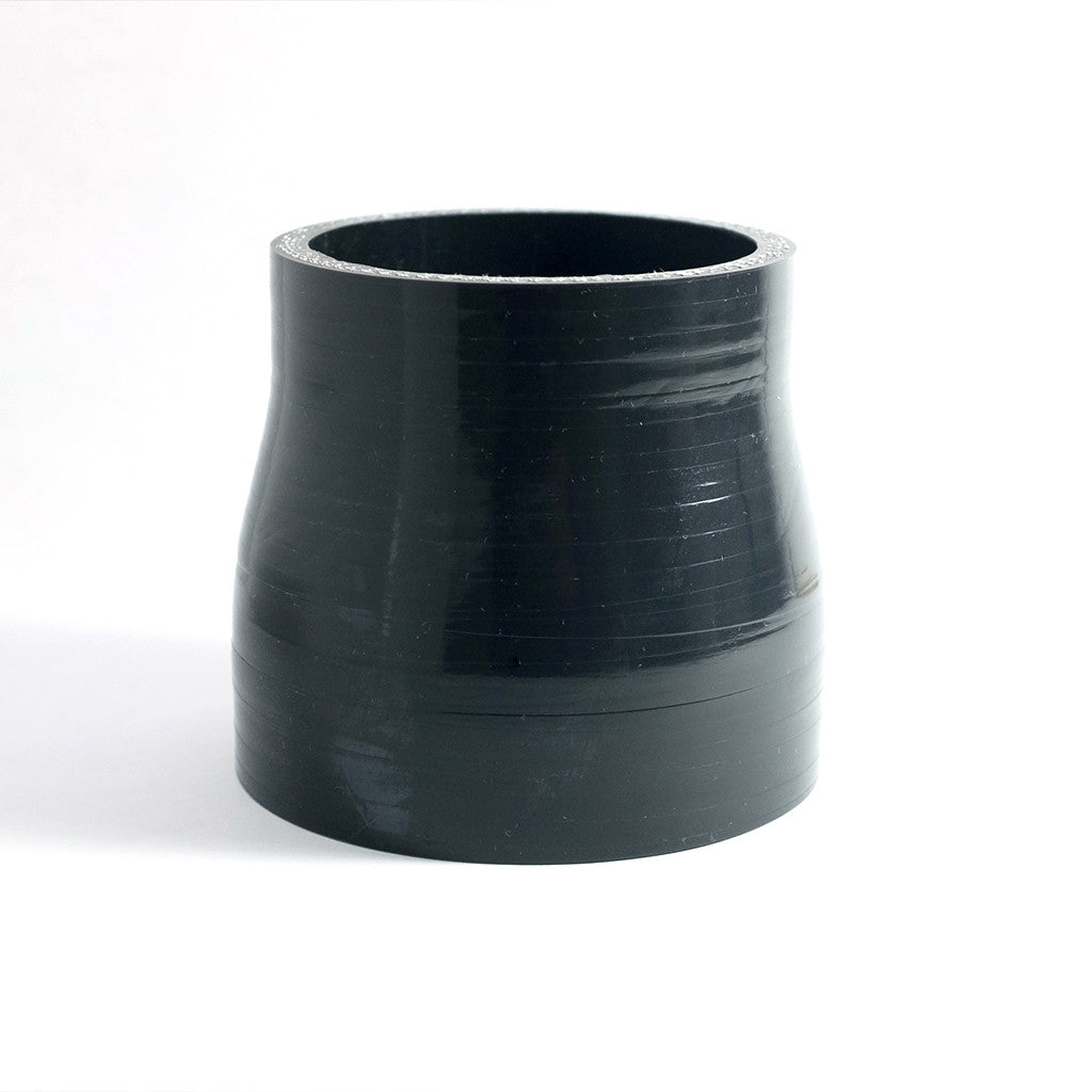 "3"" to 3.5"" High Temp 4-Ply Reinforced Straight Silicone Reducer"