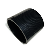 High Temp 4-Ply Reinforced Straight Silicone Coupler