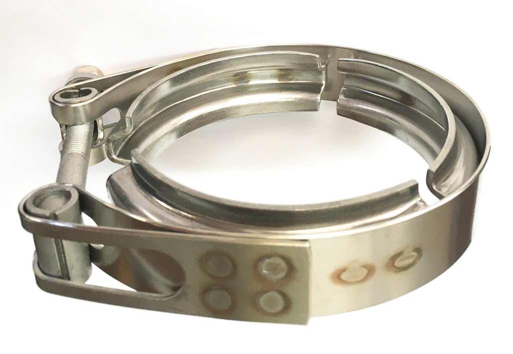 "3"" Stainless Steel V-Band Clamp"