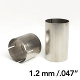 Titanium Slip Joint Connector - 1.2mm / .047""