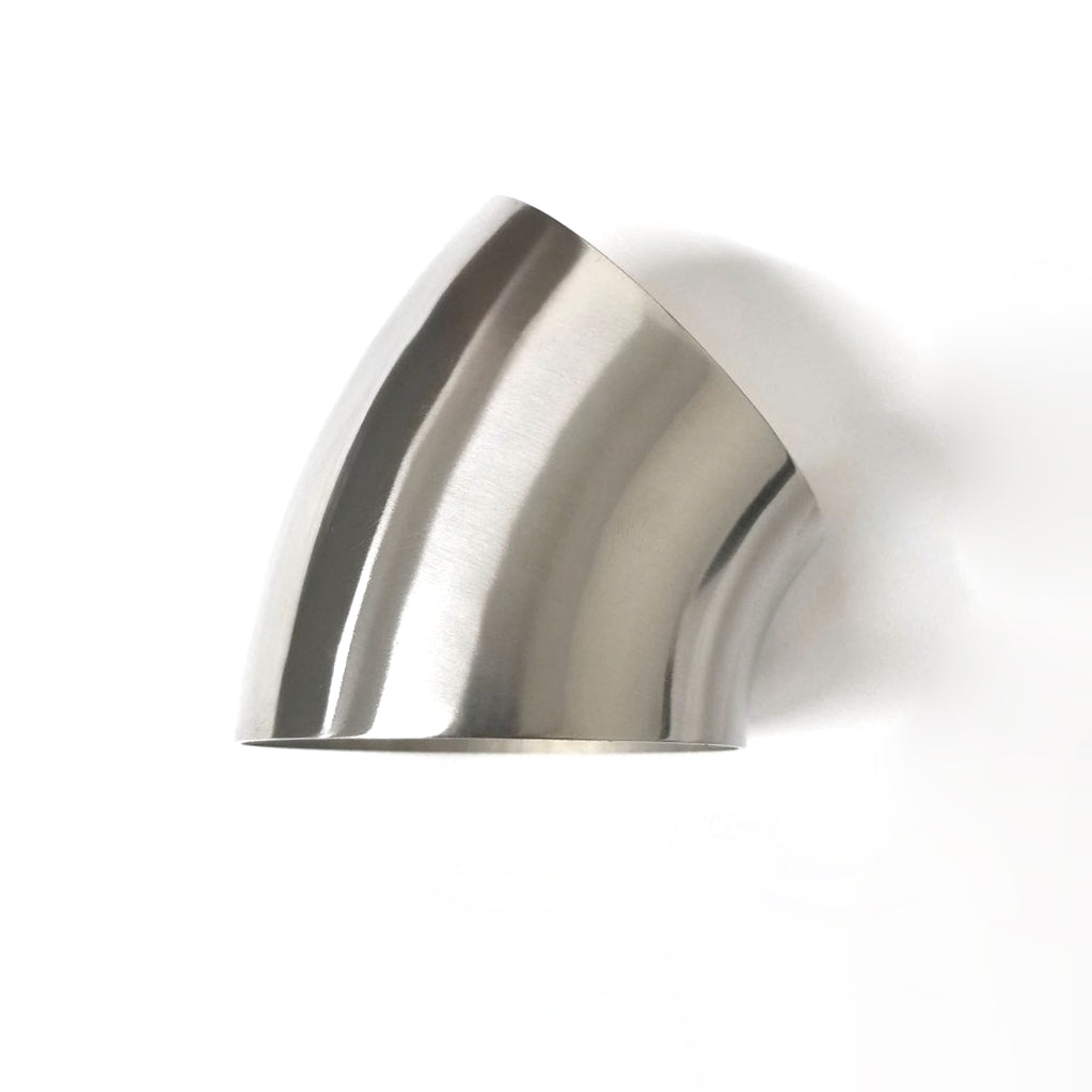 Titanium 45° Tight Radius Elbow