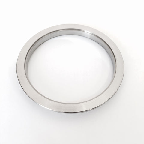 "3.5"" Titanium V-Band Flange (Female)"
