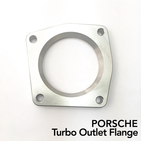 Porsche Turbo Outlet Flanges