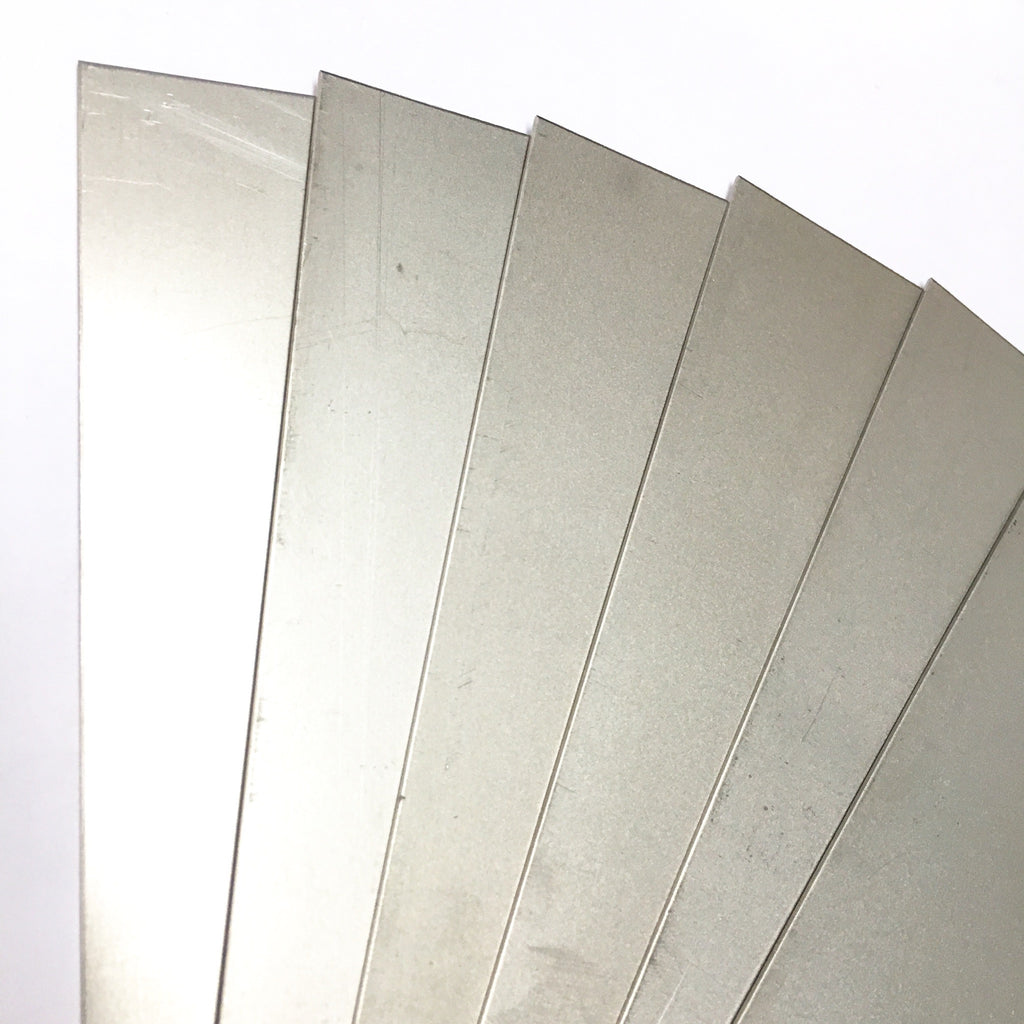 "20""x20"" Titanium Plate – 2mm/.078″ Thickness"
