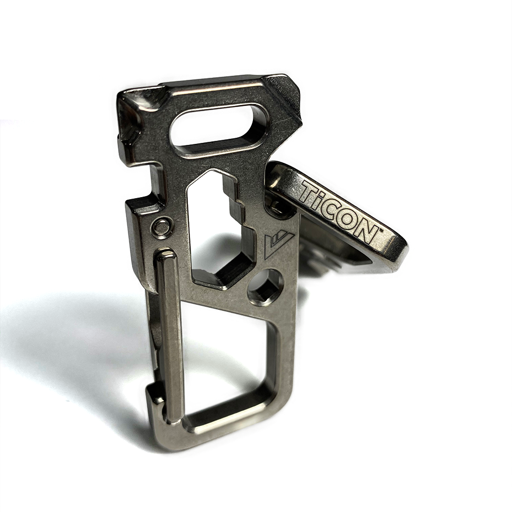 Ticon Industries Titanium Multitool