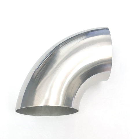 Titanium 90° Tight Radius Elbow