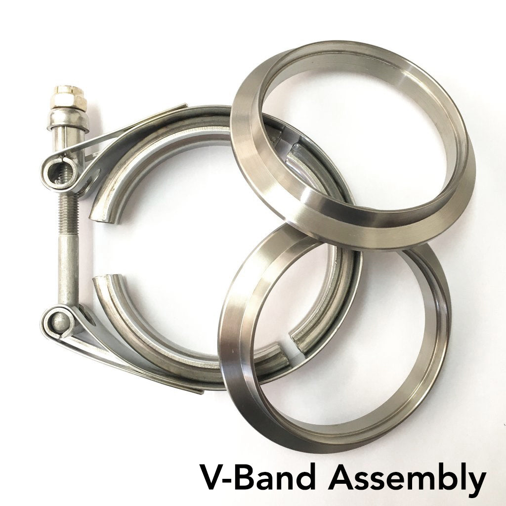 Titanium V-Band Assembly