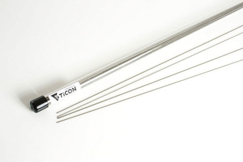 "1.5mm(.059″) Titanium Welding Filler Rod 1/2Lb 39"" Length"