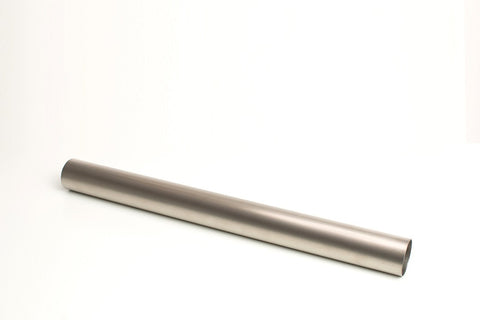 2.5″ Titanium Tube – 1mm(.039″) Wall – 24″ Length