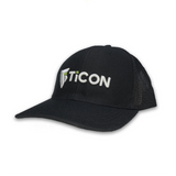 Ticon Industries Flat Bill Snapback Trucker Hat