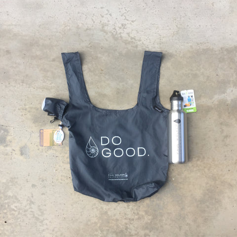 Klean Kanteen + Reusable Bag