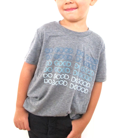 Do Good. Kids Tee