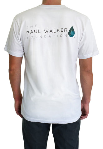 Paul Walker Foundation Mens Shirt