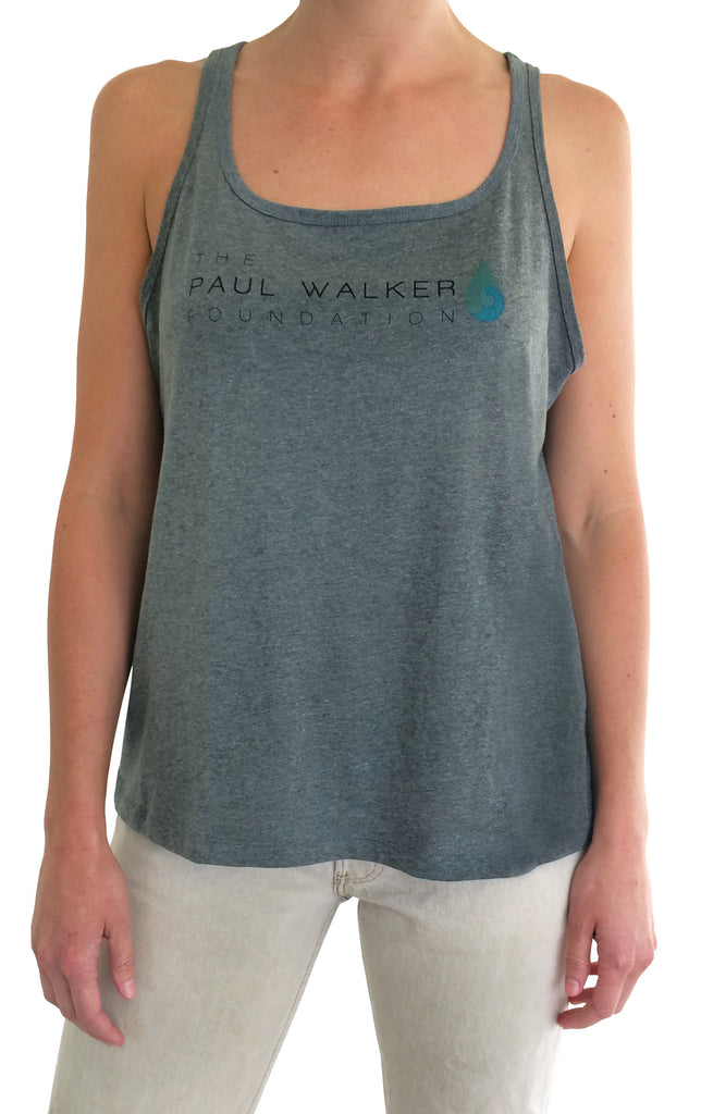 Paul Walker Foundation Womens Tank