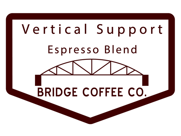 Vertical Support Espresso