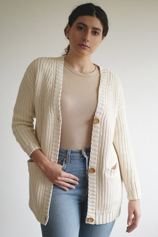 Elizabeth Cardigan - Natural