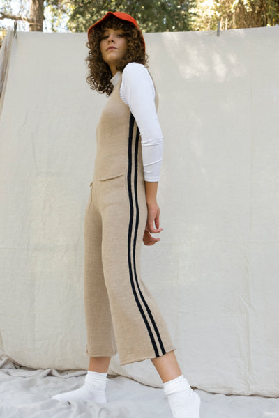 Furrow Jumpsuit