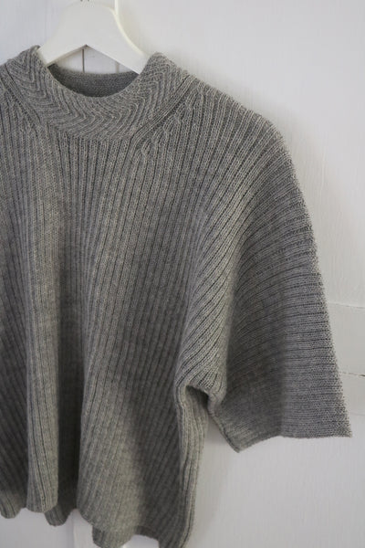 Duo Crew- Heather Grey