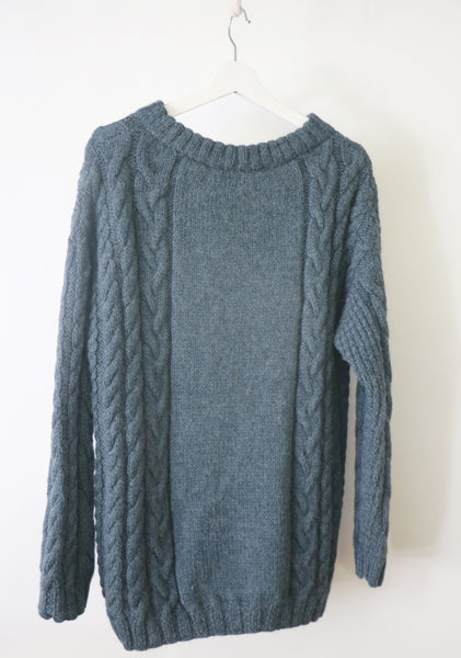Cable tunic