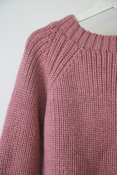Chunky Round neck sweater