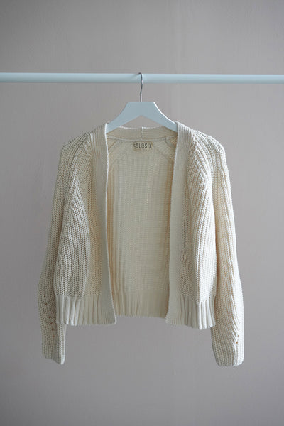 Relay Cardigan- Size L