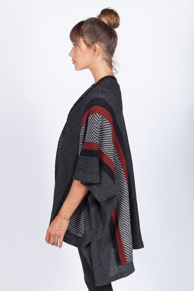 Hoz Blanket-Cape