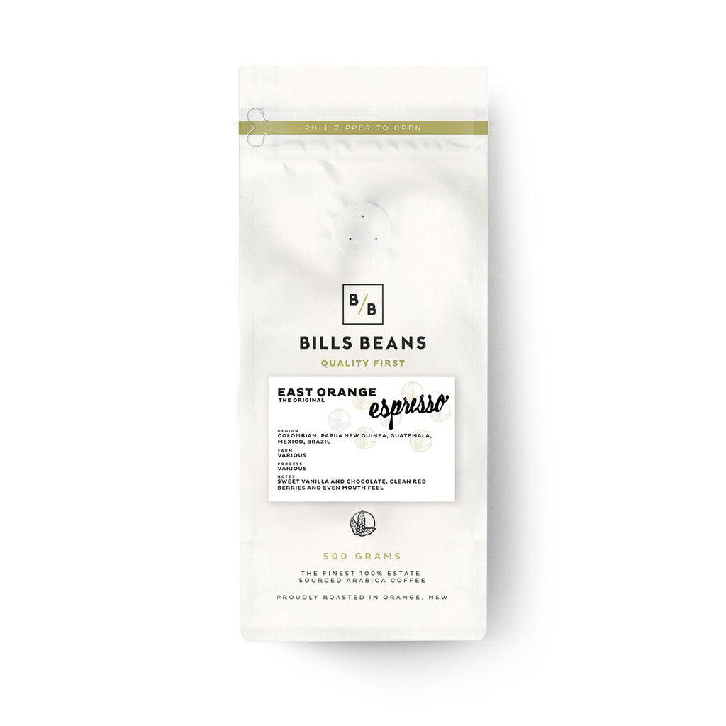 East Orange- Espresso Blend