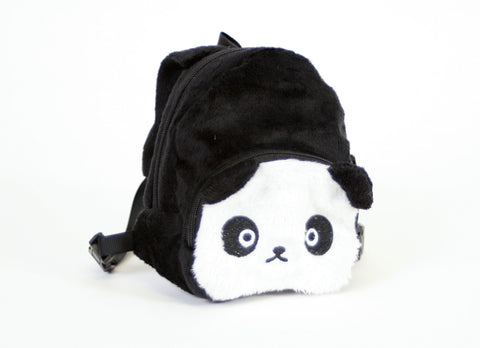 Backpack Black Panda