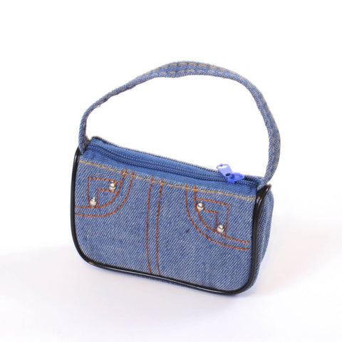 Light Denim Purse