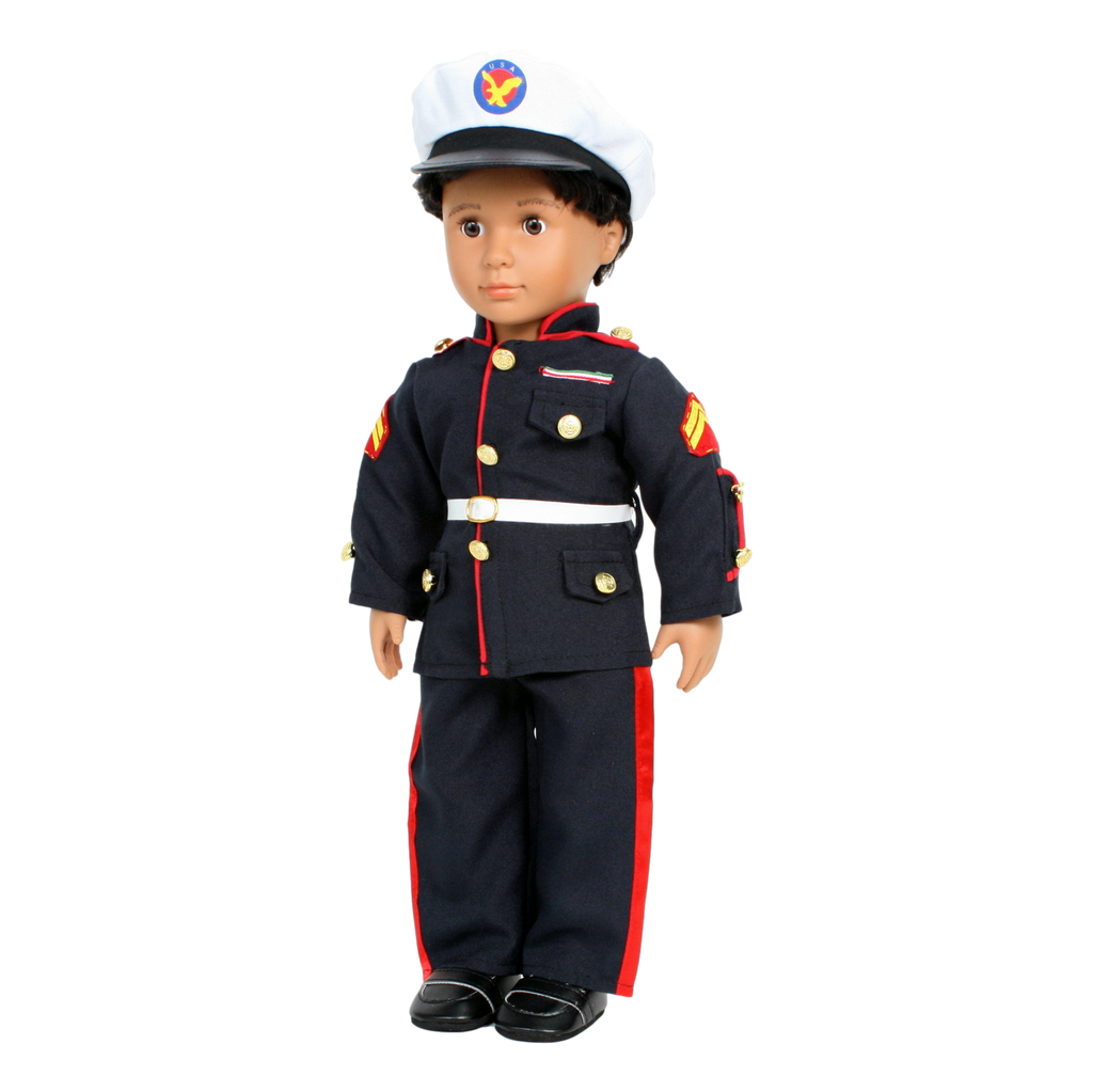 US Marine Formal Uniform