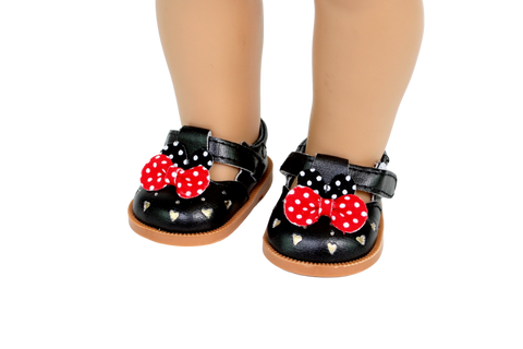 Mickey Mouse Inspired Shoes