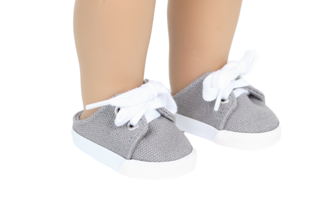 Slip-on Gray Sneakers