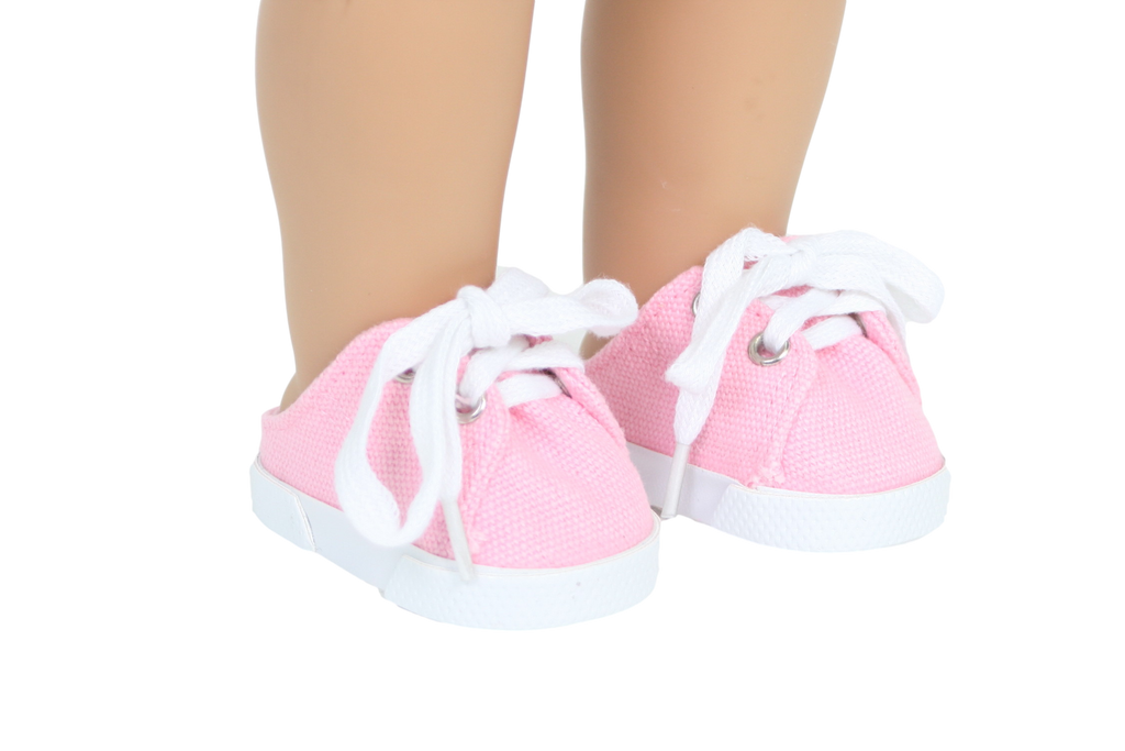 Slip-on Pink Sneakers