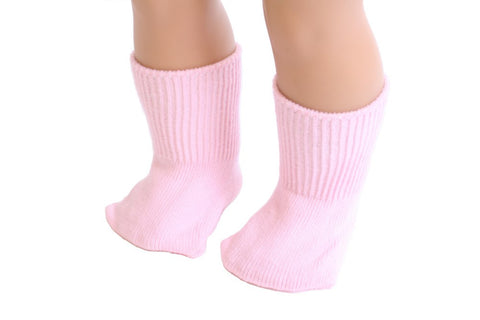 Pink color Socks