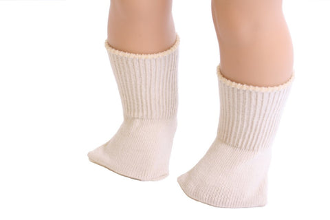 Tan color Socks