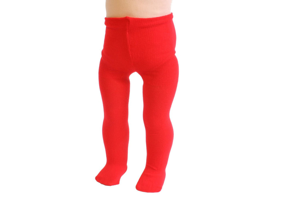 Red color Tights