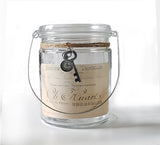 Wowzer Extra-Prince Wire Handle Glass jar