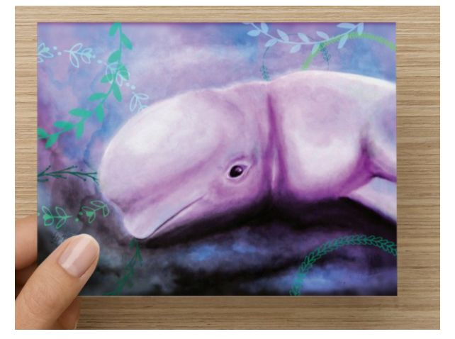 Oceanic Art Notecards