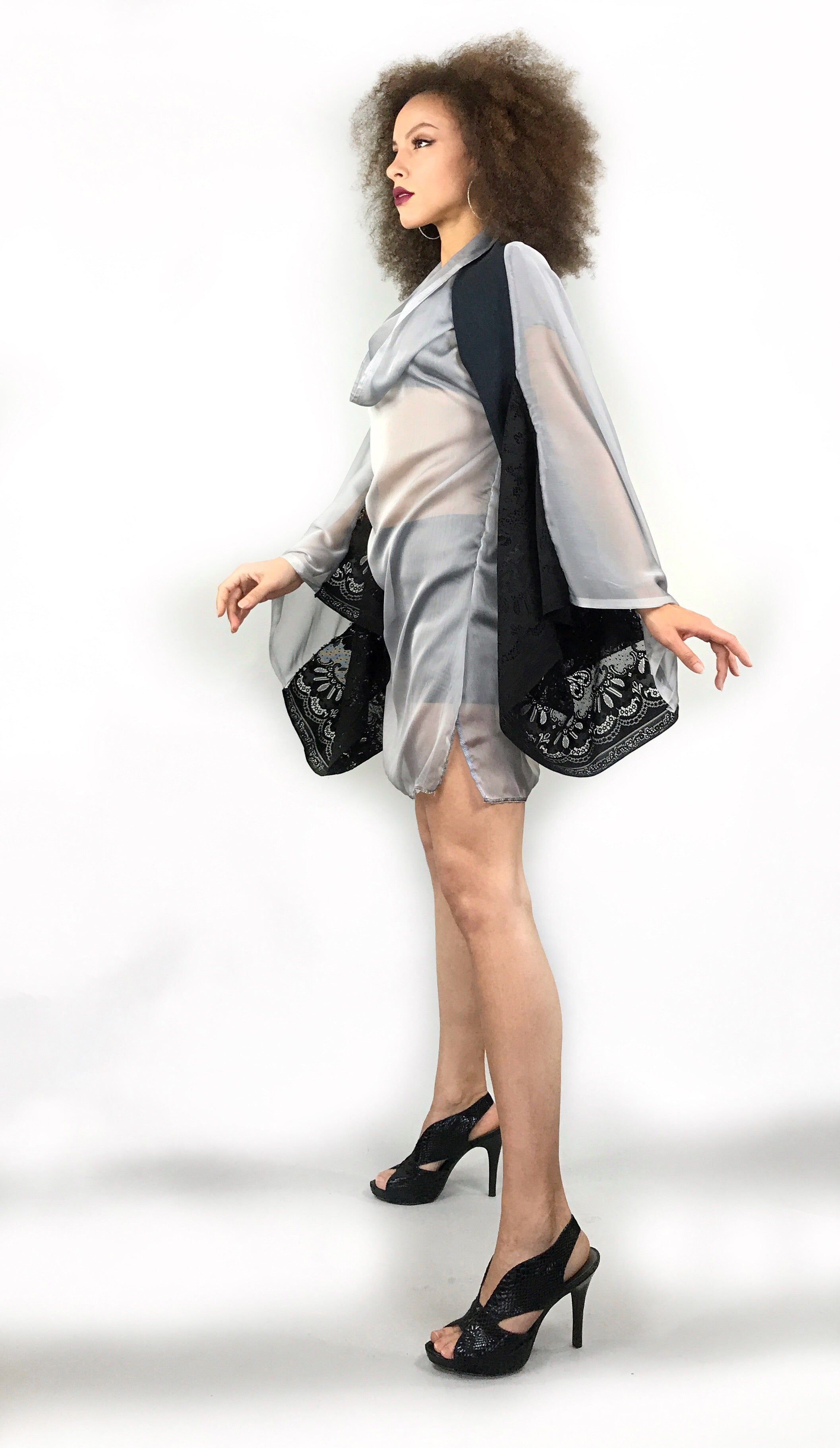 SALE! Silver Fox InstaGlam Shrug