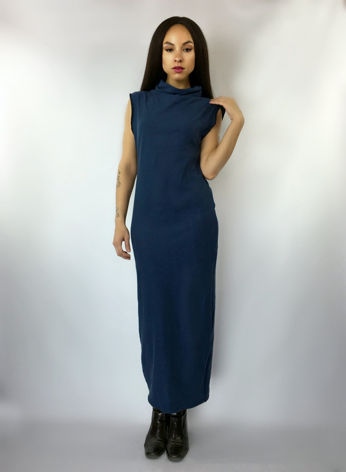 Blu Monday Column Dress