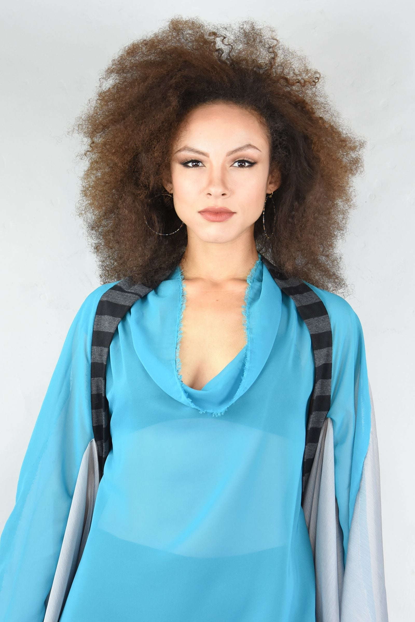 SALE! InstaGlam Shrug of Sporty Blue